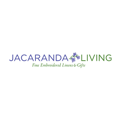 Jacaranda Living Embroidered Bed Linens Luxury Linens