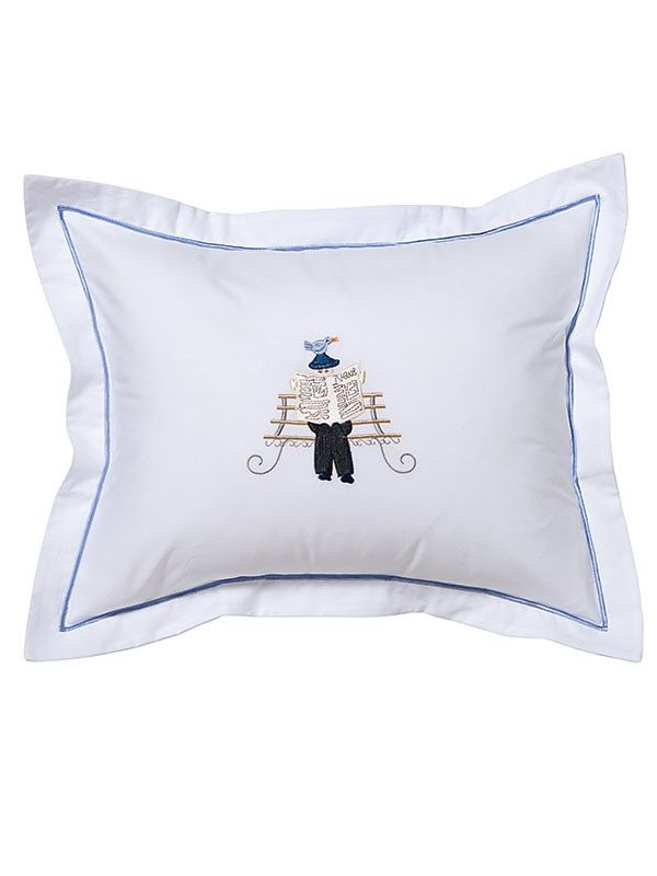 DG78-PM** Boudoir Pillow Cover - Park Man