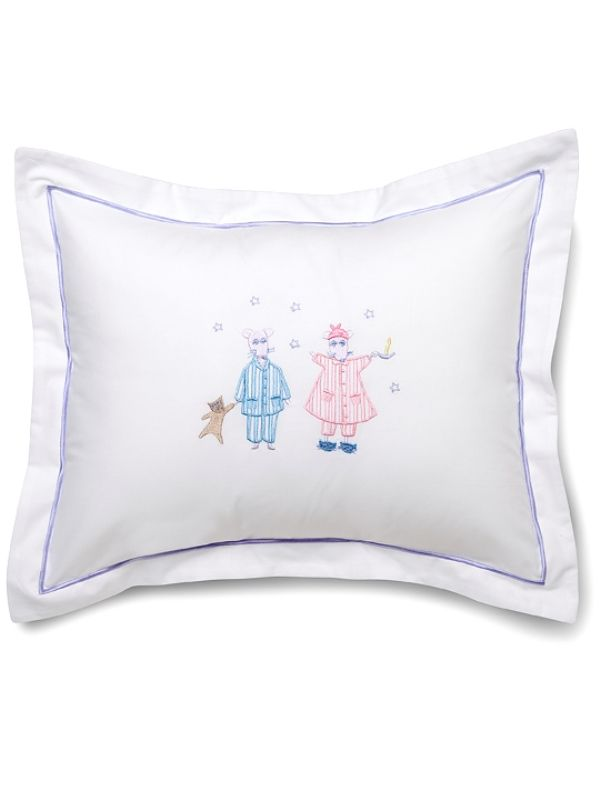 DG81-GNM Baby Boudoir Pillow Cover - Good Night Mice