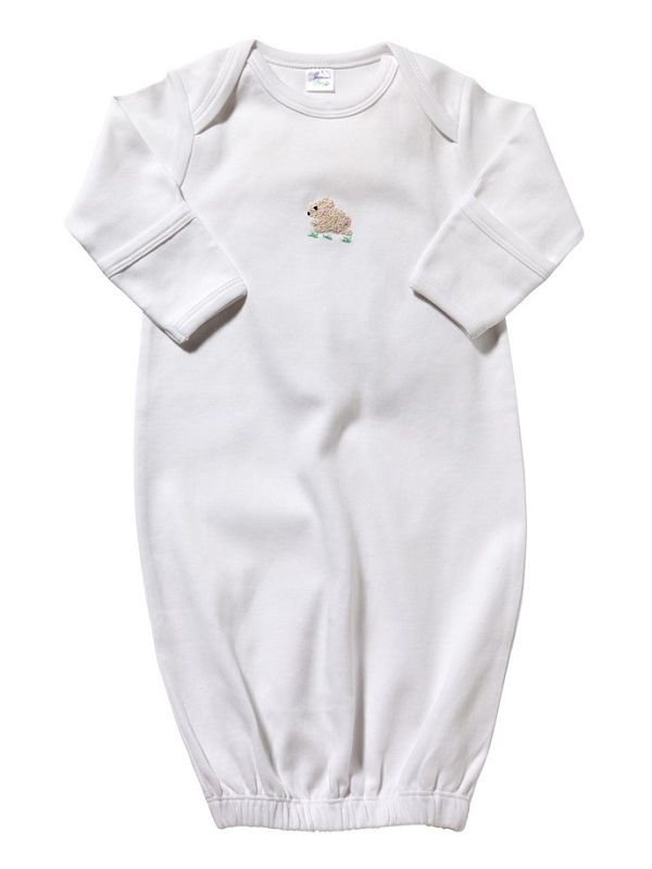 LG80-BUCRP** Baby Sleep Sack - Bunny (Cream/Pink)