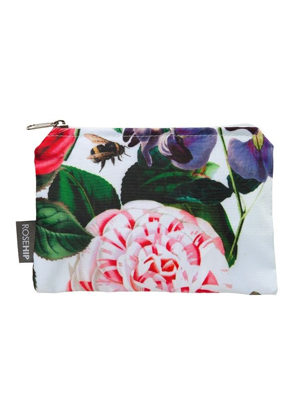 Makeup Bag, English Garden Design - RH123-EG