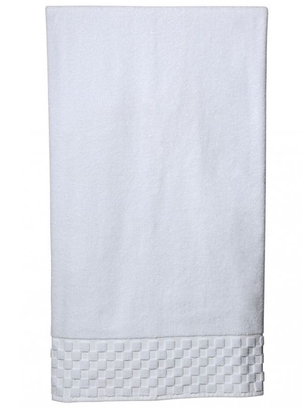 Bath Sheet** - White Turkish Cotton Terry