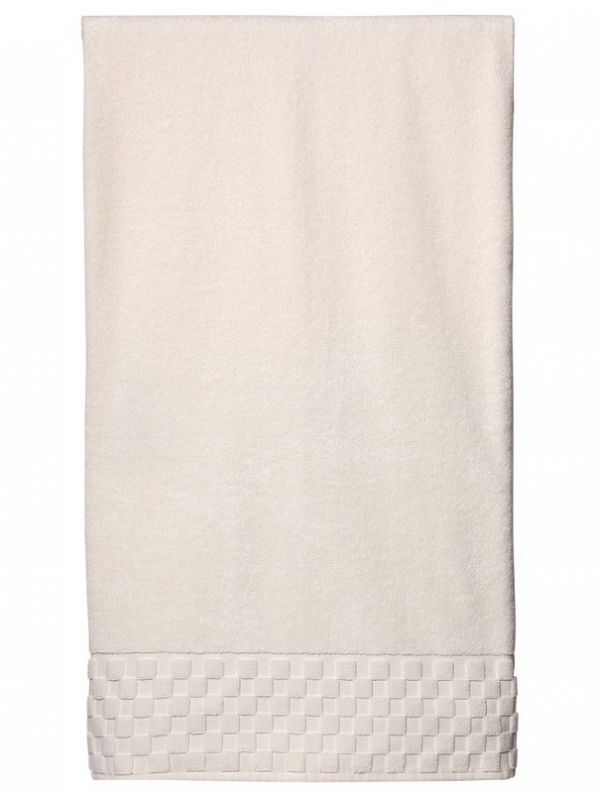 Bath Sheet** - Ivory Turkish Cotton Terry