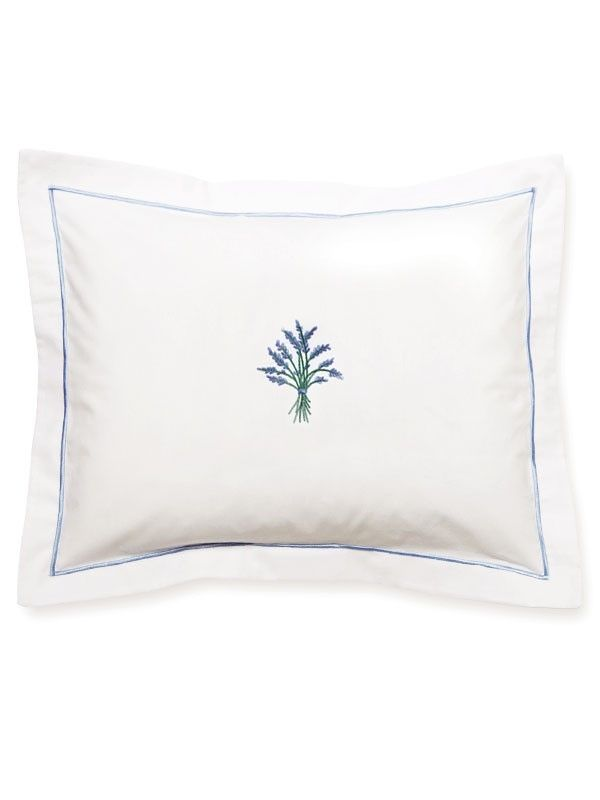 DG78-BHBL** Boudoir Pillow Cover - Blue Heather (Blue)