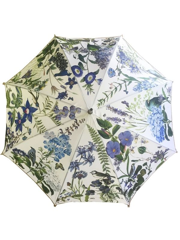 Rain Umbrella, Moody Blues Design - RH105-MB