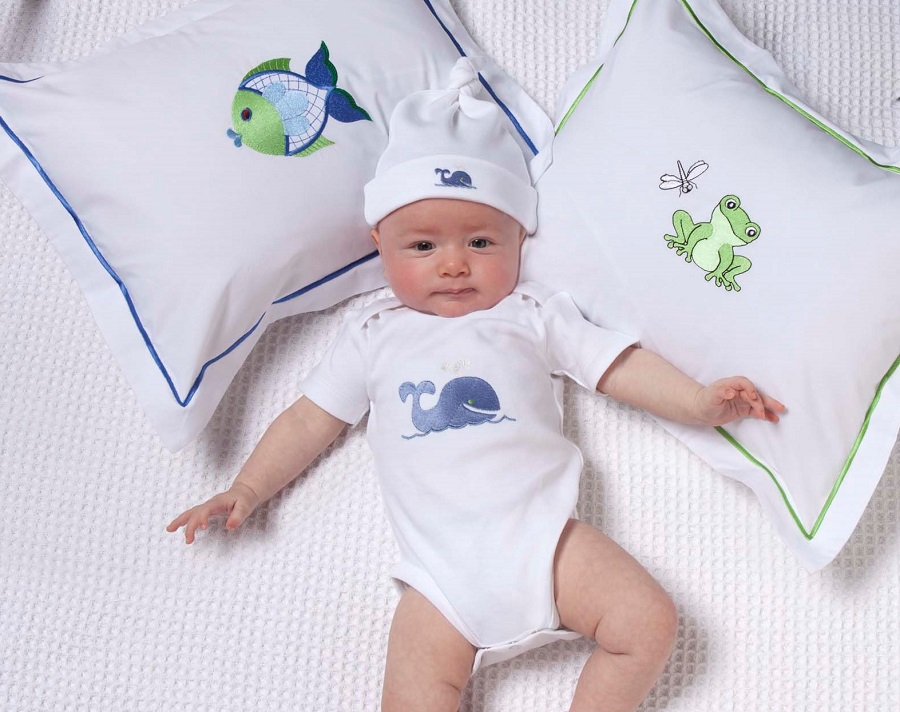 Baby Pillows - BABY